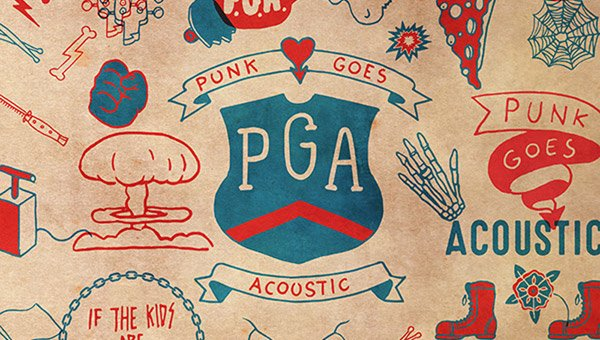 Punk Goes Acoustic: è uscita la terza compilation!