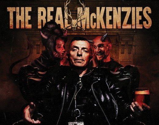 "THE REAL MCKENZIES: a marzo esce ""Two Devils Will Talk"""