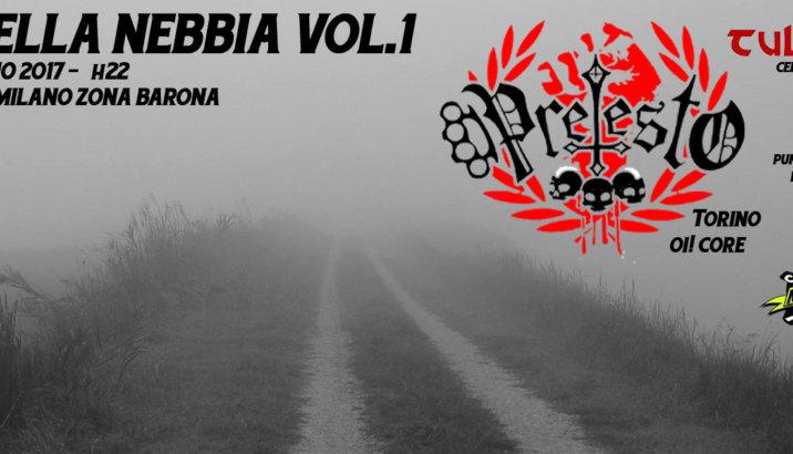 URLA NELLANEBBIA Vol. 1 (06/01/17 al Barrio's cafè, Milano)