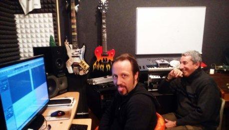 FUN in studio!!!