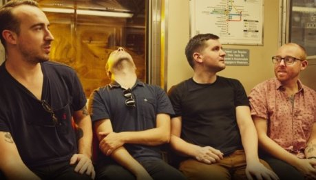"THE MENZINGERS: on-line la title track ""After The Party"""