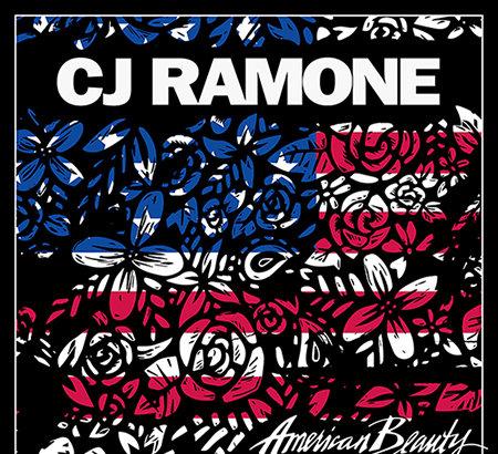 American Beauty è il terzo album di CJ Ramone!