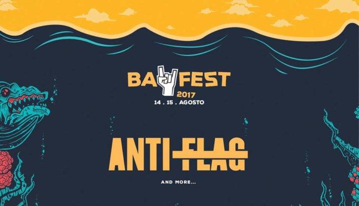Bay Fest 2017: annunciati anche gli Anti Flag!