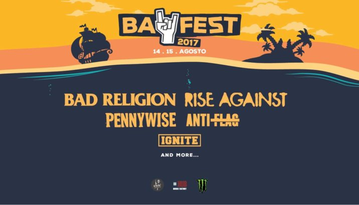 Bay Fest: si aggiungono i PENNYWISE