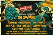 Ecco la line up del PUNK ROCK HOLIDAY 2017!