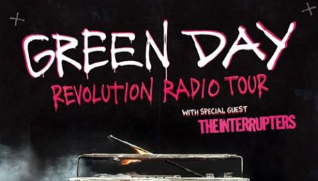 GREEN DAY e INTERRUPTERS tra poco in Italia