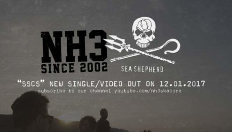 Nuovo video per gli NH3: SSCS (Sea Shepherd Conservation Society)