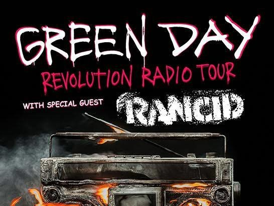 Rancid + Green Day al Lucca Summer Festival!