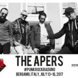 THE APERS aggiunti alla line up del Punk Rock Raduno