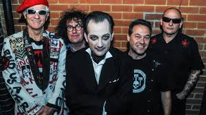 THE DAMNED: tracklist del nuovo live album