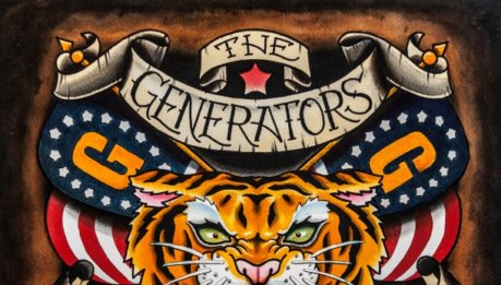 "THE GENERATORS: video di ""Earn Your Stripes"""