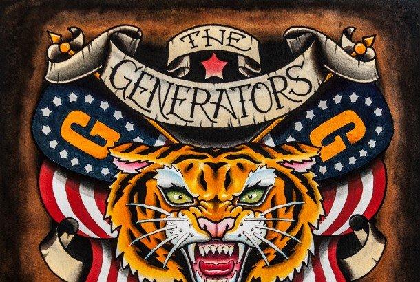 "THE GENERATORS: video di ""Earn Your Stripes"""