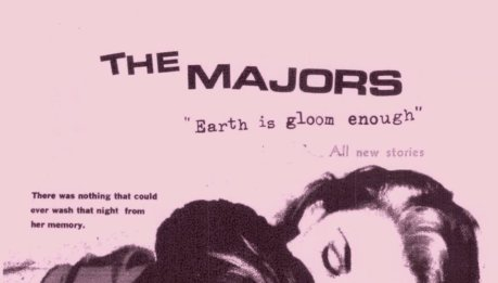 THE MAJORS: Earth is Gloom Enough 7″