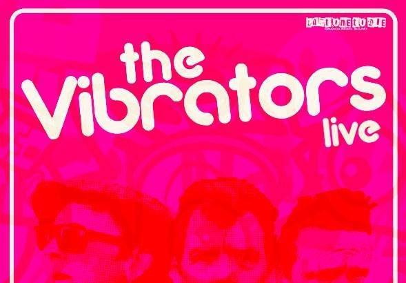 The Vibrators a Caramgna Piemonte (Spazio Polivalente, 21/01/17)