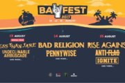 Bay Fest 2017: si aggiunge un giorno con LESS THAN JAKE e UNDECLINABLE AMBUSCADE