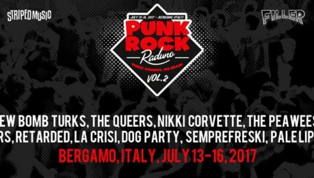 DOG PARTY e PALE LIPS al Punk Rock Raduno