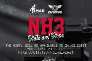 HATE AND HOPE degli NH3 in LP