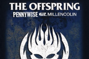 THE OFFSPRING A ROMA: MILLENCOLIN COME SECONDO SPECIAL GUEST