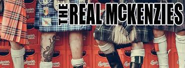 "THE REAL MCKENZIES: primo pezzo estratto da ""Two Devils Will Talk"""