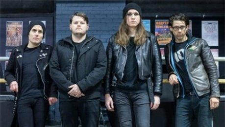 "AGAINST ME!: video di ""Haunting, Haunted, Haunts"""