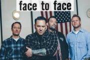 FACE TO FACE: nuovo 7″ in uscita a maggio