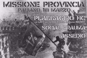 MISSIONE PROVINCIA (Plakkaggio HC reunion)