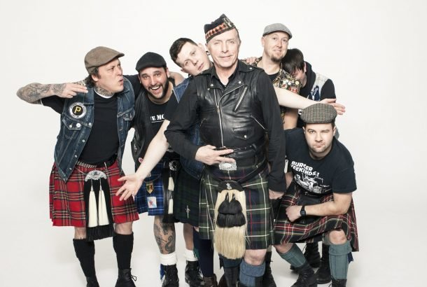 "THE REAL MCKENZIES: video di ""Seafares"""