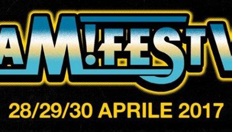 BAM FEST a fine aprile con MANGES, SENZABENZA, MUGWUMPS e tanti altri