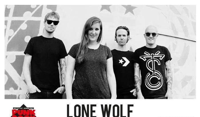 PUNK ROCK RADUNO: aggiunti i LONE WOLF