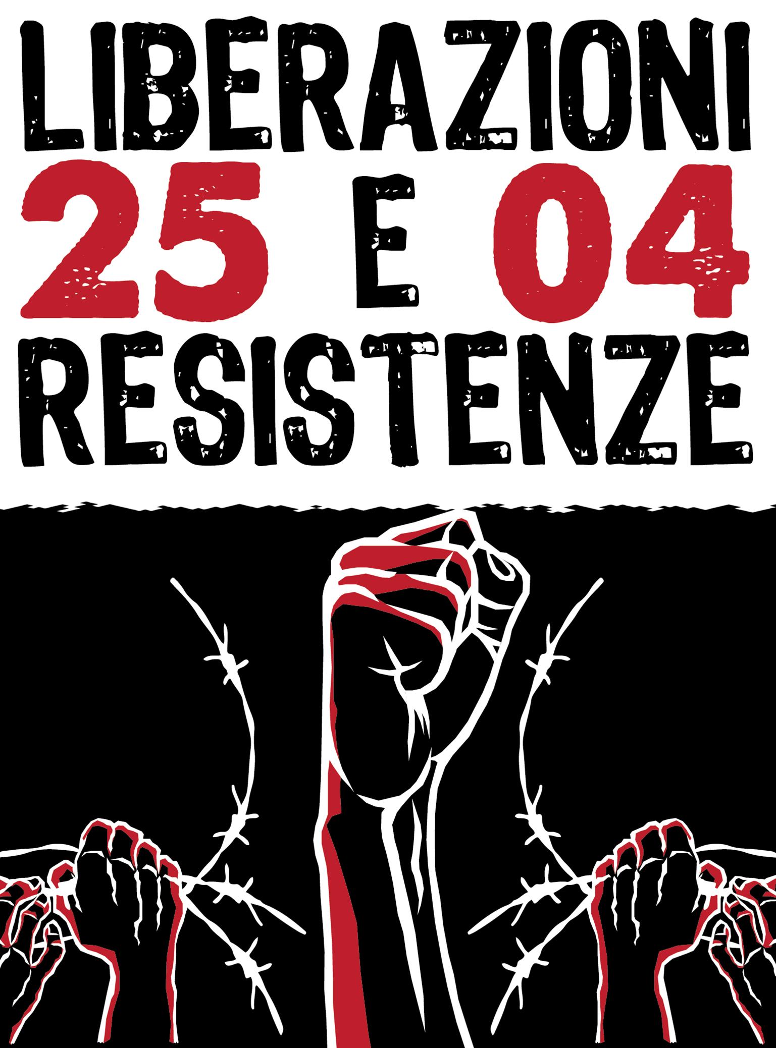 Liberazioni e Resistenze | 25/04 ? Chivasso