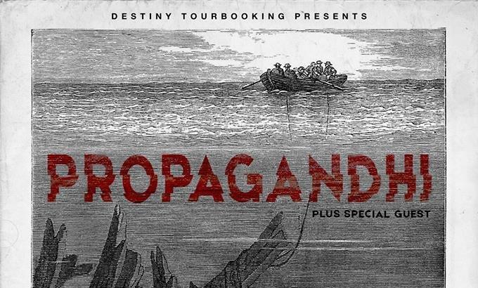 Conclusa la registrazione del nuovo album dei Propagandhi!