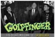 GOLDFINGER in Italia a giugno