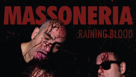 "MASSONERIA RAMONICA: ""Raining Blood"" in streaming"