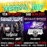 RESURRECTION FESTIVAL 2017 (14-15 aprile, Decibel Magenta)