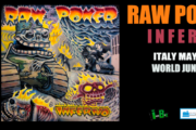 "Nuovo album per i RAW POWER: ""INFERNO"""