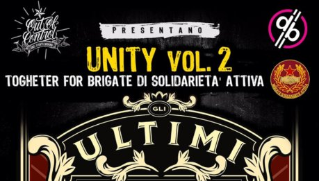UNITY vol. 2 | Together for BSA (Decibel Magenta, 2 giugno)