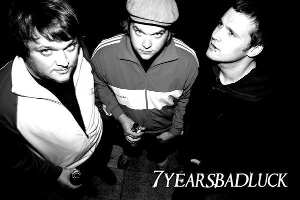 Nuovo album per i 7 YEARS BAD LUCK