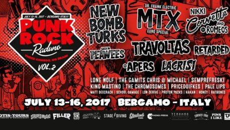 Ecco la nuova compilation del Punk Rock Raduno 2!