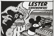 LESTER GREENOWSKI/THE EMPIRE STRIKES: 7″ split