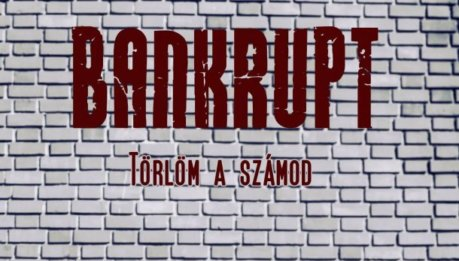 "BANKRUPT: on-line il nuovo singolo ""Creepy Stalker"""