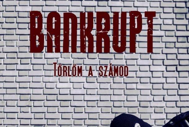 "BANKRUPT: on-line il nuovo singolo ""Creepy Stalker"""