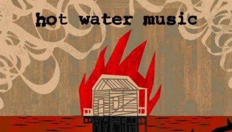 HOT WATER MUSIC: nuovo pezzo in rete