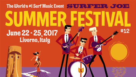 SURFER JOE SUMMER FESTIVAL 2017
