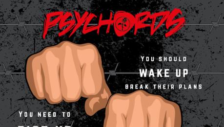 SLAVE: nuovo pezzo per le Psychords! E di nuovo sul palco del Rebellion!!