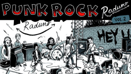 Online la compilation del Punk Rock Raduno 2017!