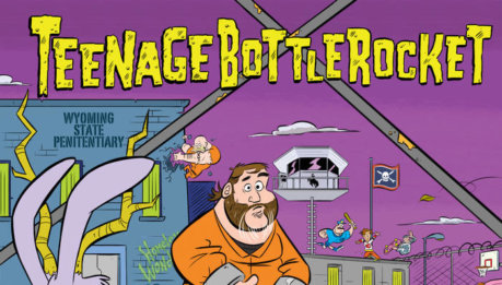 Teenage Bottlerocket: album di cover e nuovo 7″!