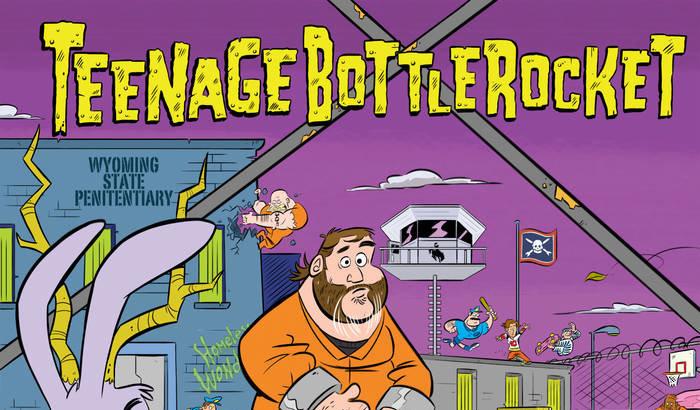 Teenage Bottlerocket: album di cover e nuovo 7″!