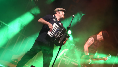 The Mahones e The WetDogs alla festa del Gerusco (Robecco s/n, 07/07/17)
