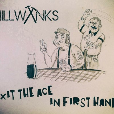 MILLWANKS: Exit the Ace in First Hand