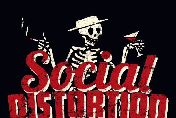SOCIAL DISTORTION: Mike Ness parla del nuovo album